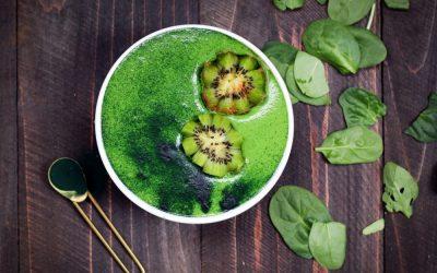 Les smoothie verts