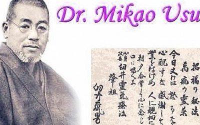 Mikao Usui – le fondateur du reiki