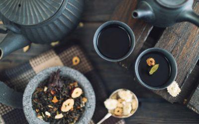 Le thé, source naturelle d'anti-oxydants