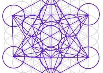 Comment dessiner le cube de Métatron et les cinq solides de Platon ?